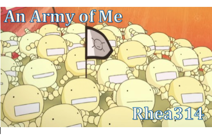 army of me cover